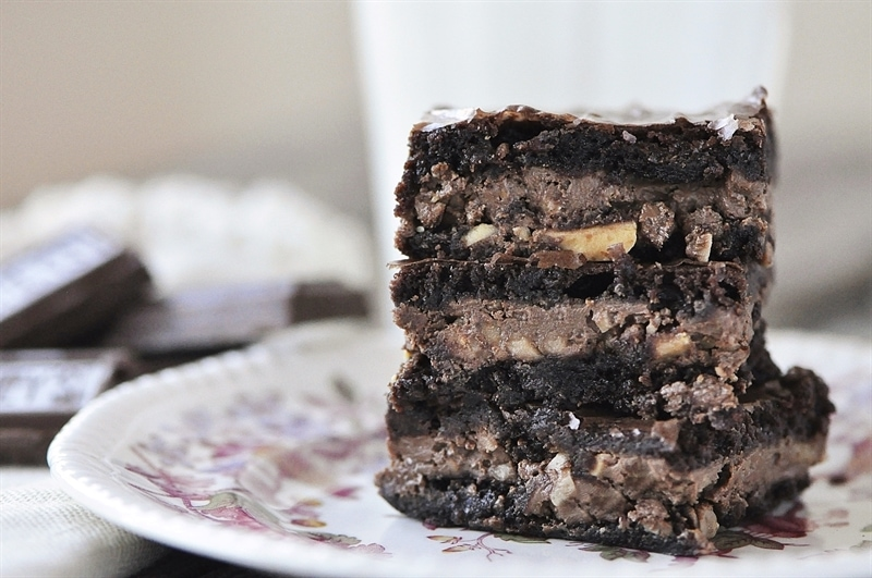 Symphony Brownies - your homebased mom