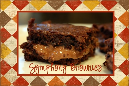 The Cookie Jar – Symphony Brownies and True Confessions!