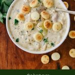 Best ever clam chowder
