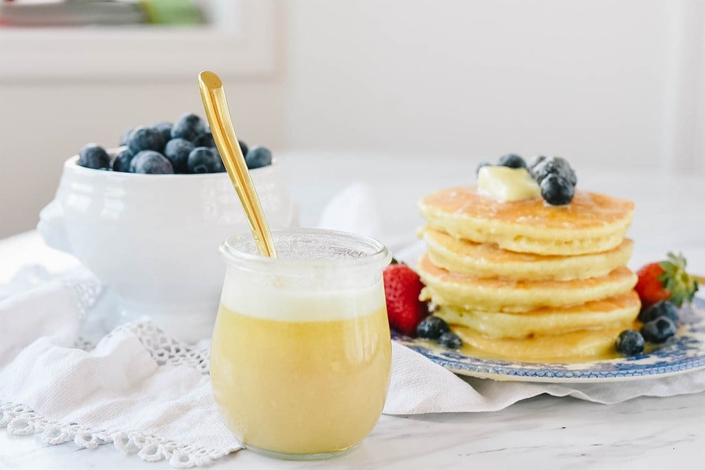 buttermilk syrup for pancakes
