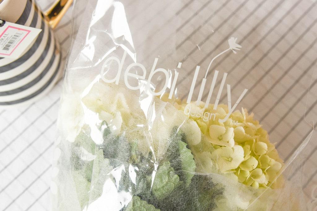 Debi Lilly floral bouquet
