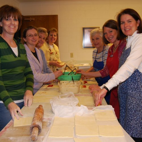 Top Tips and Recipes for Feeding a Crowd