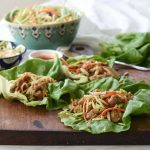 Easy Chicken Lettuce Wraps