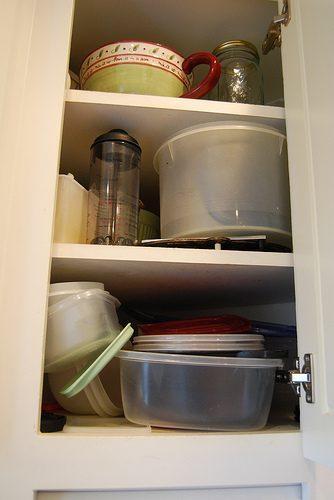 Declutter – Kitchen Cabinet