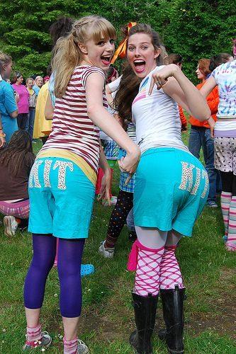 Girls Camp Revisted