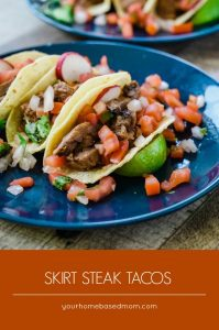 Skirt Tacos