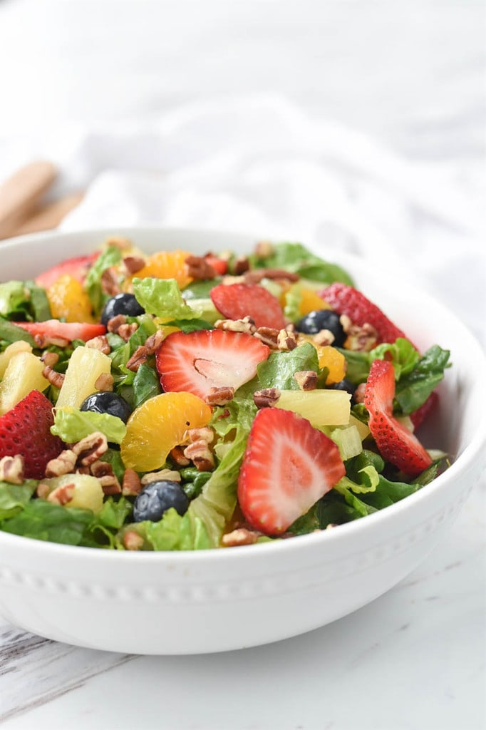 Sstrawberry Poppyseed Salad