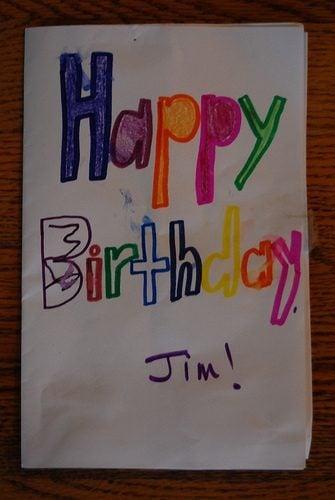 Happy Birthday Jim!