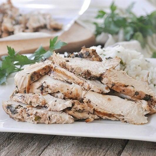 Parsley Chicken