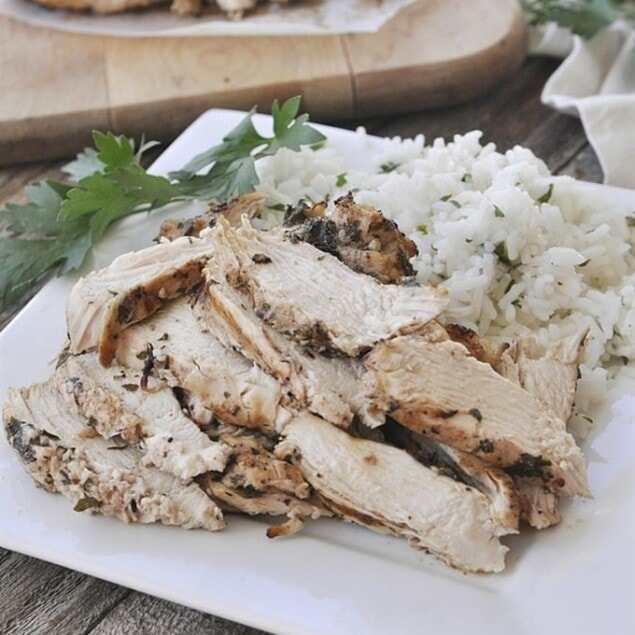 Parsley Chicken