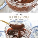 The Best Hot Fudge Sauce