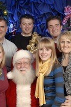 Visits with Santa – a Family Tradition