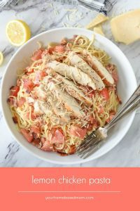 Lemon Chicken Pasta Recipe