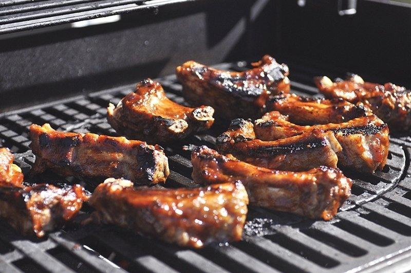 Easiest Ever BBQ Ribs