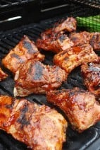 Father's Day Feast  – BBQ Ribs