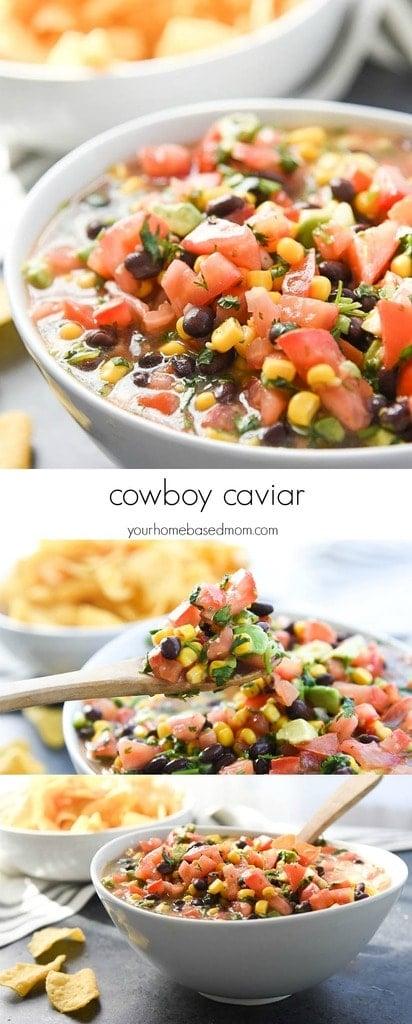Cowboy Caviar yourhomebasedmom
