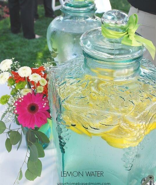 Lemon Water or Good Water
