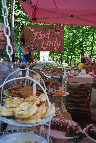The Tart Lady