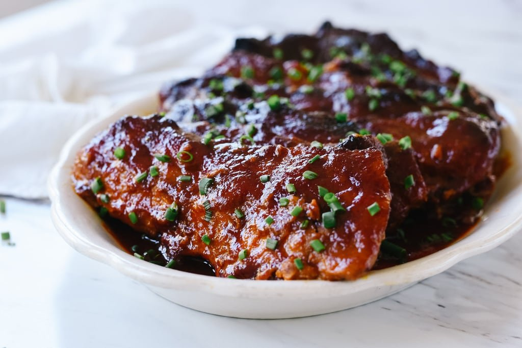Easy Baked Riblets | Recipe from Your Homebased Mom