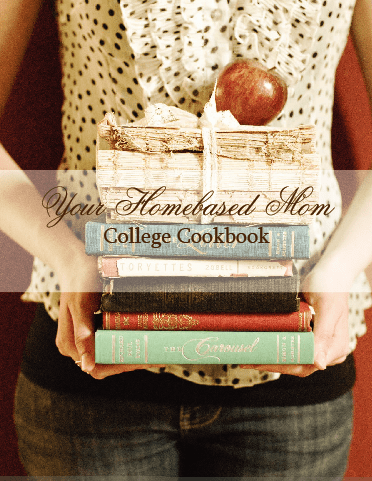College Cookbook Available!