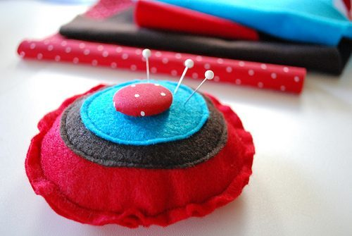 Pretty Pincushion