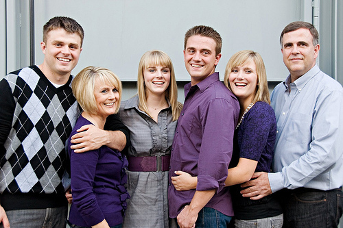 Portland Gray Color Family : Family photo shoot clothing top tips your homebased mom