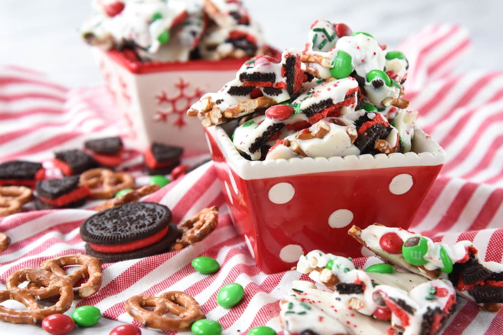 Christmas Cookie Bark