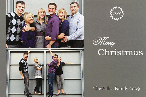 Merry Christmas} from our home to yours!