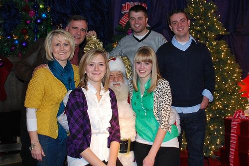 Visits to Santa