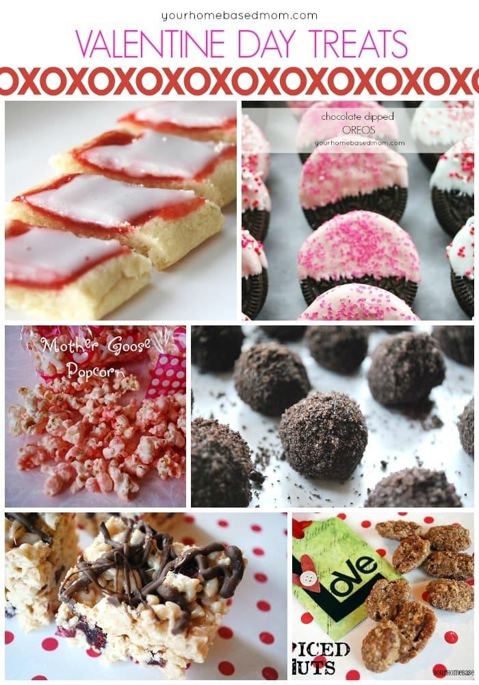 Valentine Day Treats