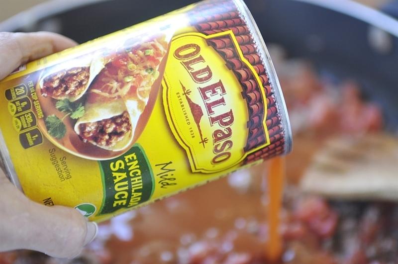 Del Monte Enchilada Sauce