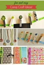 Camp Craft Ideas