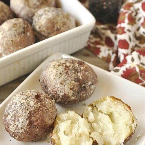 Salt & Pepper Red Potatoes
