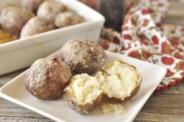 Salt & Pepper Potatoes