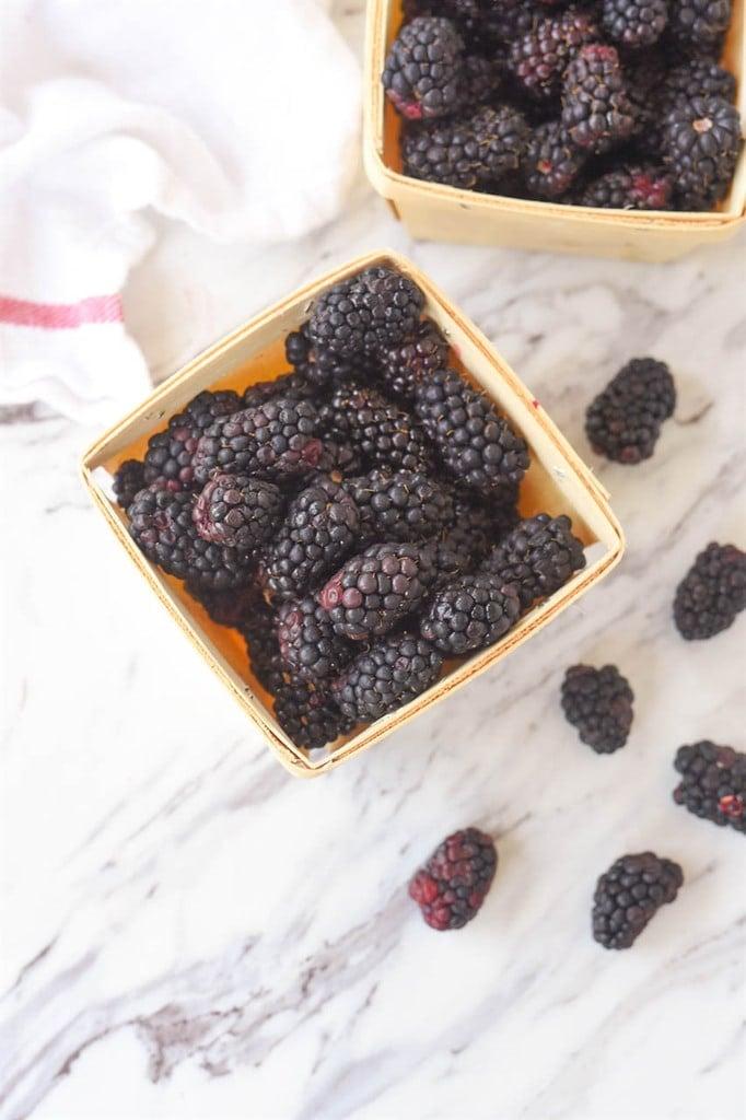 Fresh Marionberry Cobbler Recipe Your Homebased Mom