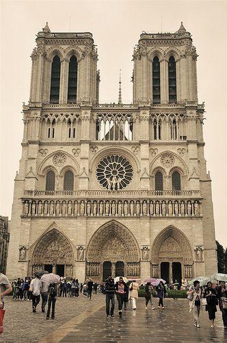 Paris}Notre Dame