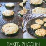 Baked ZUcchini with Mozzarella C