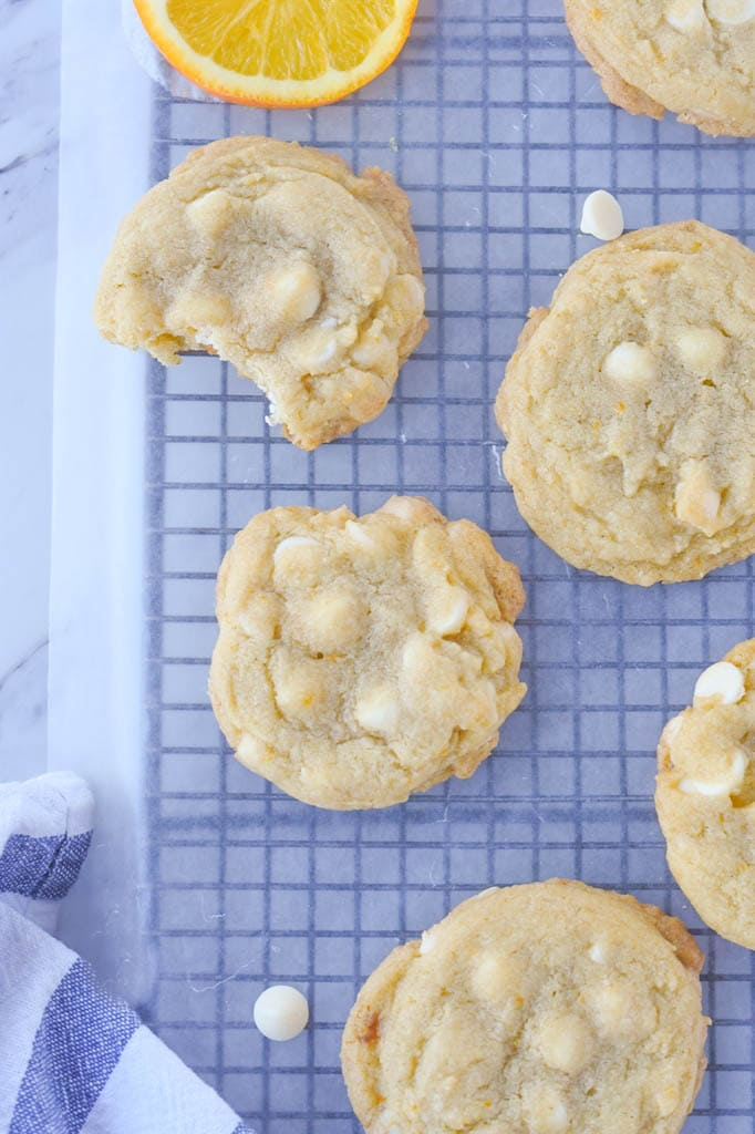 Creamsicle cookie recipe