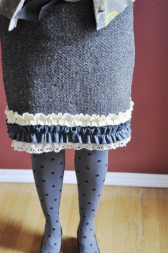 A Cute Skirt