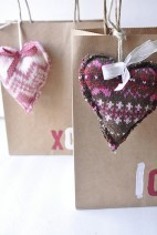 Sweet Sweater Heart Tutorial