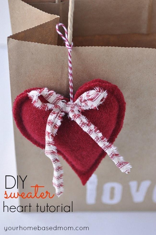 sweater heart tutorial