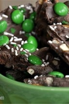 St. Patrick's Day Dinner and Treat Ideas