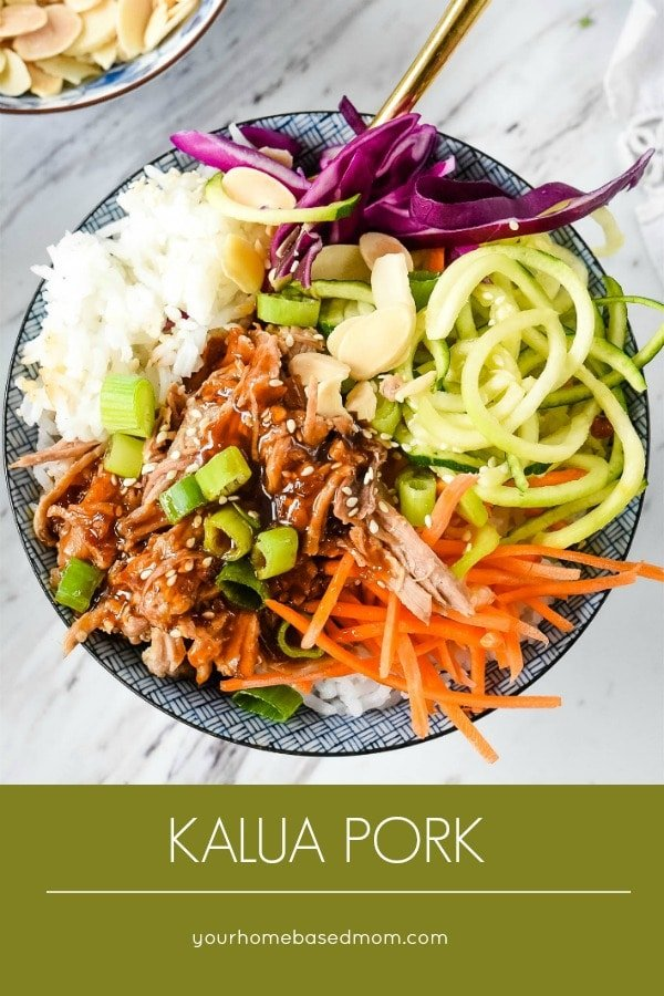 Get all of the delicious flavor of your favorite Hawaiian pork with this Slow Cooker Kalua Pork Recipe.