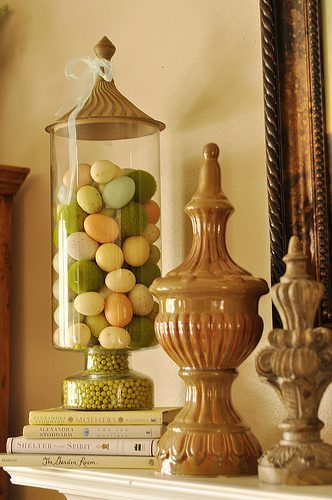 Easter Decor – Just Add Eggs