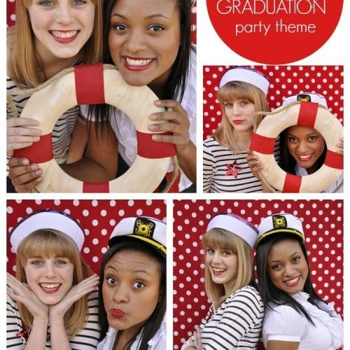 Graduation Party Planning}The Theme and The Photo Shoot