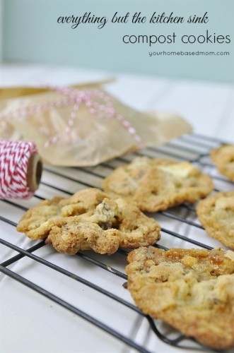 Compost Cookies Your Homebased Mom