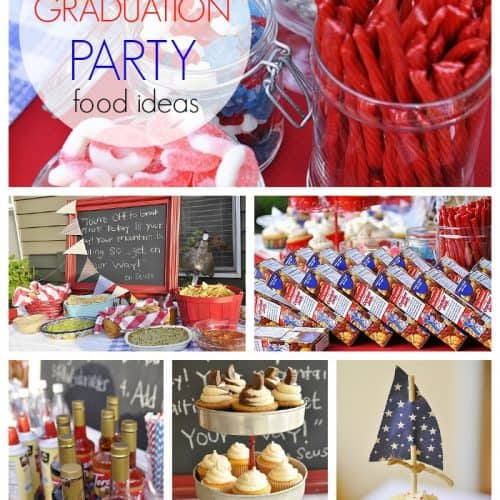 Graduation Party Food