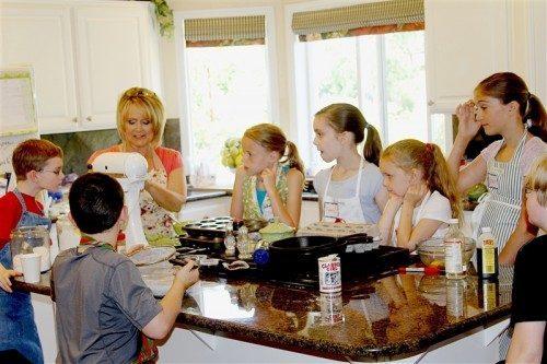 Kid's Cooking Class Recap