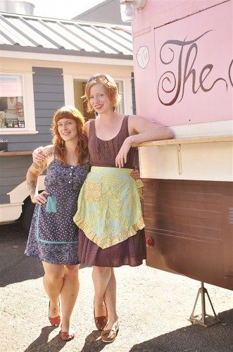 Portland}The Sugar Cube Food Cart