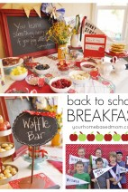Back to School Breakfast -2011